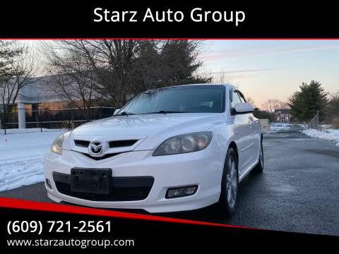 2007 Mazda MAZDA3 for sale at Starz Auto Group in Delran NJ