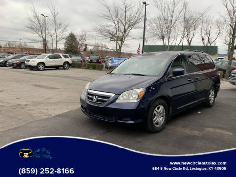 2007 Honda Odyssey for sale at New Circle Auto Sales LLC in Lexington KY