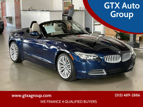 2009 BMW Z4 for sale at GTX Auto Group in West Chester OH