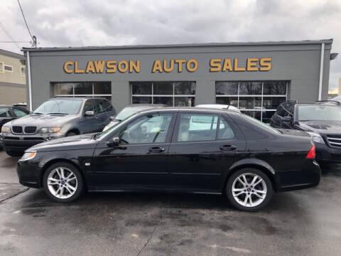 2008 Saab 9-5 for sale at Clawson Auto Sales in Clawson MI
