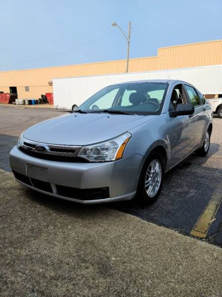 2010 Ford Focus for sale at Brian's Direct Detail Sales & Service LLC. in Brook Park OH