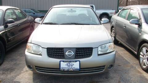 2006 Nissan Sentra for sale at Griffon Auto Sales Inc in Lakemoor IL