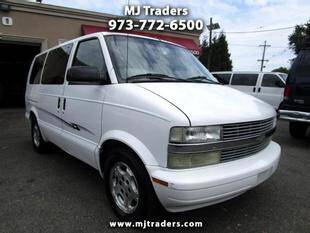 2005 Chevrolet Astro for sale at M J Traders Ltd. in Garfield NJ