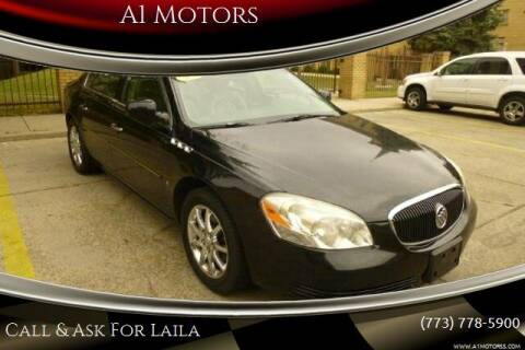 2007 Buick Lucerne for sale at A1 Motors Inc in Chicago IL