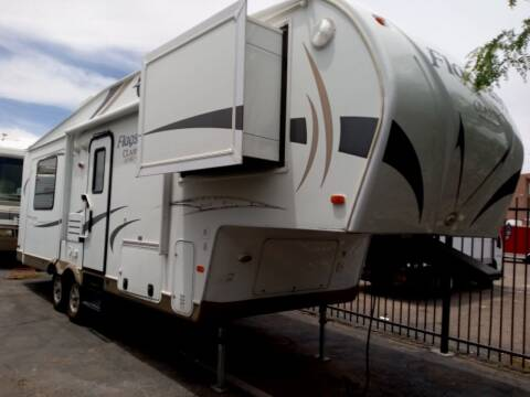 2012 Forest River Flagstaff Super Xlassic Lite for sale at DPM Motorcars in Albuquerque NM