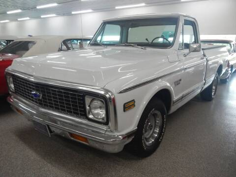 1972 Chevrolet C/K 10 Series for sale at Custom Rods and Muscle in Celina OH