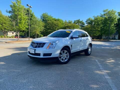 2011 Cadillac SRX for sale at Uniworld Auto Sales LLC. in Greensboro NC