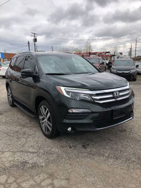 2016 Honda Pilot for sale at 1st Class Imports LLC in Cleveland OH