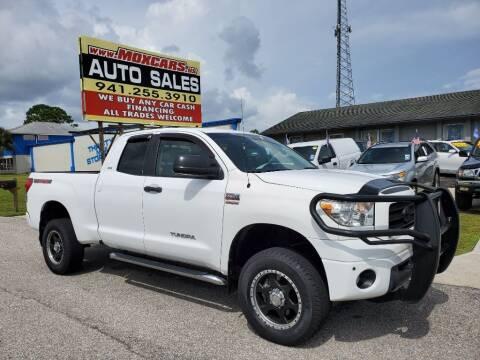 2009 Toyota Tundra for sale at Mox Motors in Port Charlotte FL
