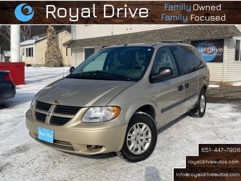 2007 Dodge Grand Caravan for sale at Royal Drive in Newport MN