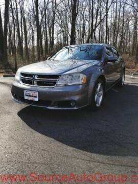 2011 Dodge Avenger for sale at Source Auto Group in Lanham MD