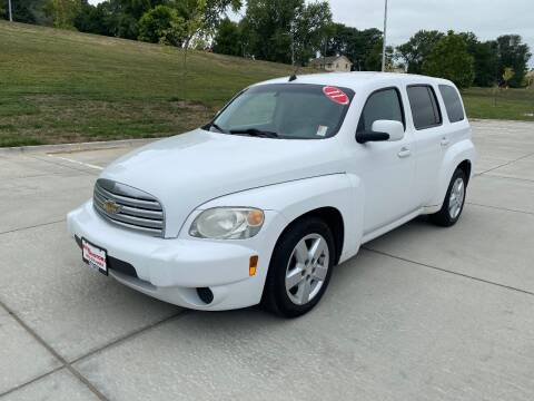 2011 Chevrolet HHR for sale at BIG O MOTORS LLC in Omaha NE