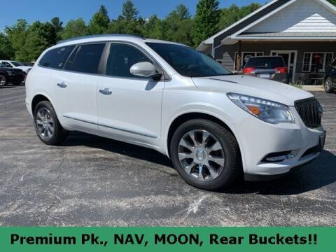 2017 Buick Enclave for sale at Drivers Choice Auto & Truck in Fife Lake MI