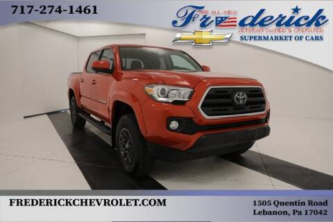 2018 Toyota Tacoma for sale at Lancaster Pre-Owned in Lancaster PA