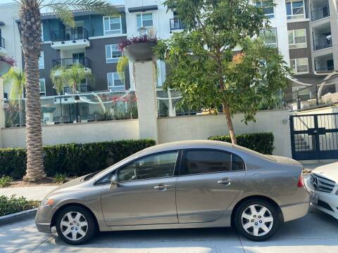 2007 Honda Civic for sale at Carpower Trading Inc. in Anaheim CA