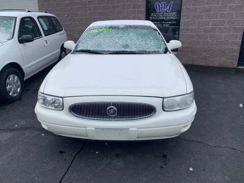 2002 Buick LeSabre for sale at 924 Auto Corp in Sheppton PA