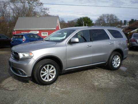 2015 Dodge Durango for sale at Starrs Used Cars Inc in Barnesville OH