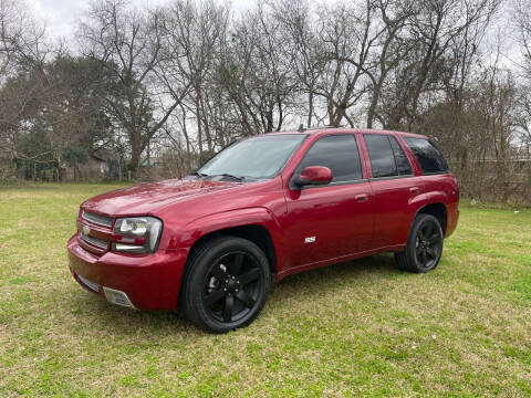 2007 Chevrolet TrailBlazer for sale at Yari Auto Sales in Houston TX