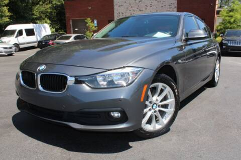 2017 BMW 3 Series for sale at Atlanta Unique Auto Sales in Norcross GA