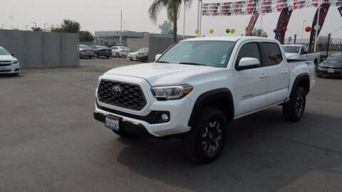 2020 Toyota Tacoma for sale at Choice Motors in Merced CA