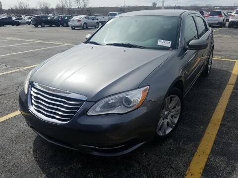 2013 Chrysler 200 for sale at Cars Now KC in Kansas City MO