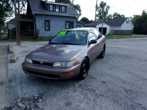 1993 Toyota Corolla for sale at Car Credit Auto Sales in Terre Haute IN