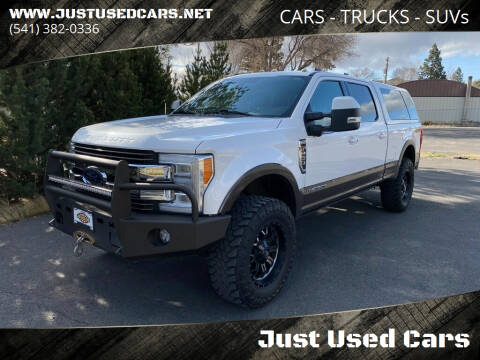 2017 Ford F-250 Super Duty for sale at Just Used Cars in Bend OR