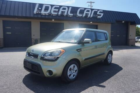2012 Kia Soul for sale at I-Deal Cars in Harrisburg PA