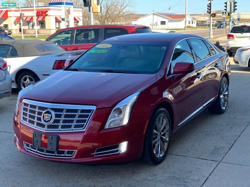 2015 Cadillac XTS for sale at LOT 51 AUTO SALES in Madison WI