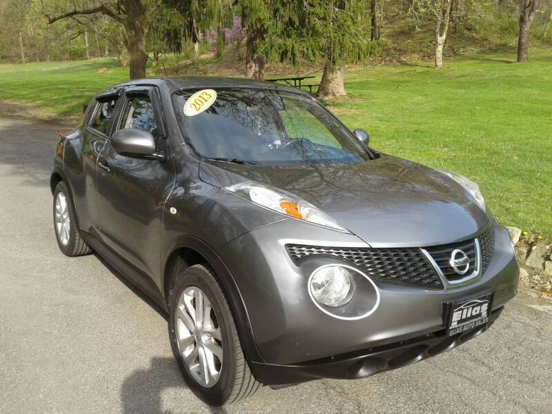 2013 Nissan JUKE for sale at ELIAS AUTO SALES in Allentown PA
