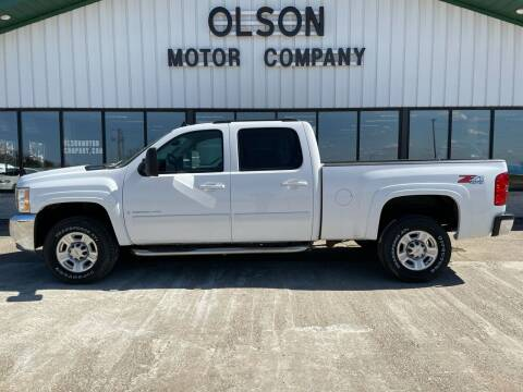 2007 Chevrolet Silverado 2500HD for sale at Olson Motor Company in Morris MN