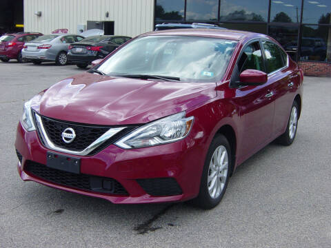 2019 Nissan Sentra for sale at North South Motorcars in Seabrook NH