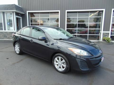 2010 Mazda MAZDA3 for sale at Akron Auto Sales in Akron OH
