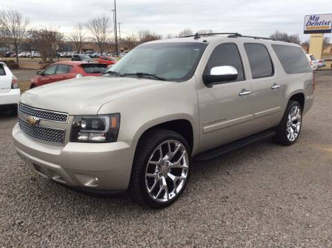 2008 Chevrolet Suburban for sale at Road Runner Autoplex in Russellville AR