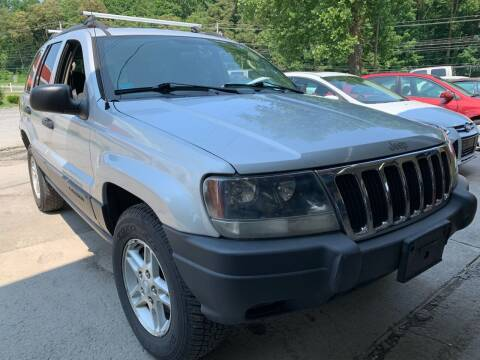 2003 Jeep Grand Cherokee for sale at Auto Warehouse in Poughkeepsie NY