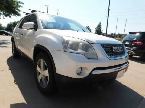 2010 GMC Acadia for sale at AP Auto Brokers in Longmont CO