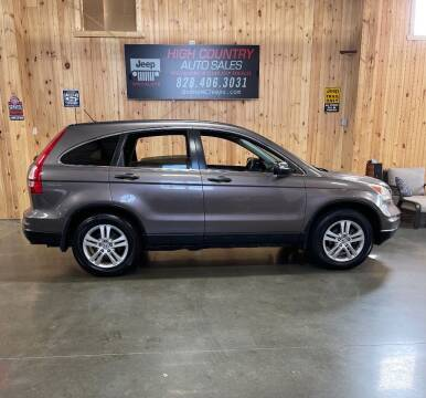 2010 Honda CR-V for sale at Boone NC Jeeps-High Country Auto Sales in Boone NC