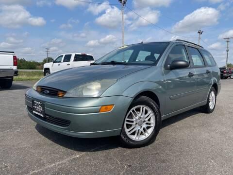 2004 Ford Focus for sale at Superior Auto Mall of Chenoa in Chenoa IL