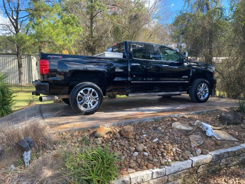 2015 Chevrolet Silverado 2500HD for sale at Texas Truck Sales in Dickinson TX