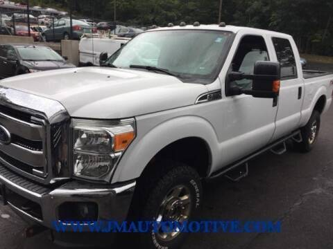 2014 Ford F-250 Super Duty for sale at J & M Automotive in Naugatuck CT