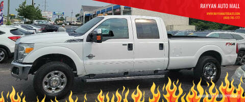 2012 Ford F-250 Super Duty for sale at Rayyan Auto Mall in Lexington KY