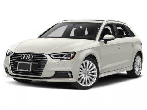 2018 Audi A3 Sportback e-tron for sale at Stephen Wade Pre-Owned Supercenter in Saint George UT