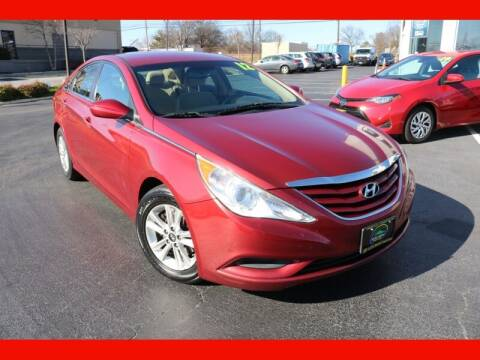 2012 Hyundai Sonata for sale at AUTO POINT USED CARS in Rosedale MD