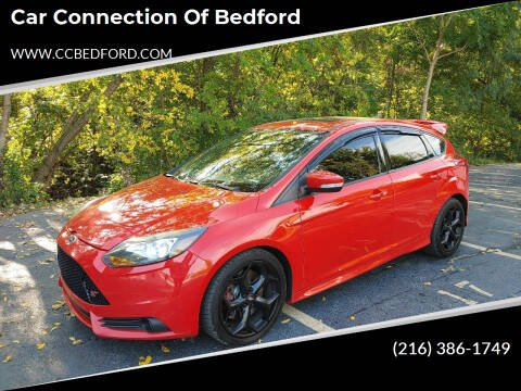 2013 Ford Focus for sale at Car Connection of Bedford in Bedford OH