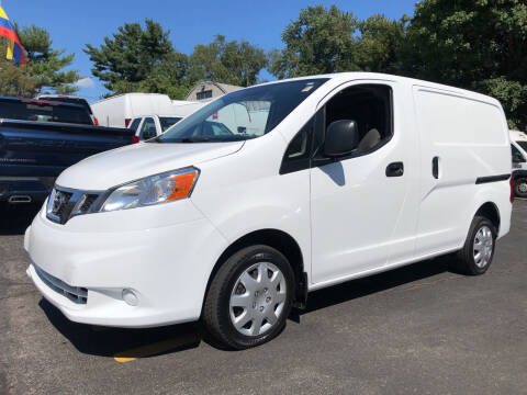 2017 Nissan NV200 for sale at Deleon Mich Auto Sales in Yonkers NY