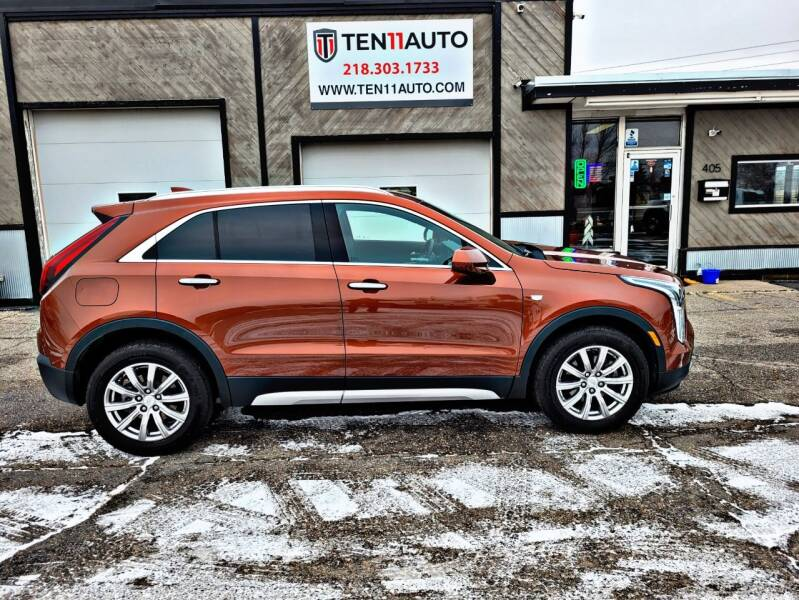 2019 Cadillac XT4 for sale at Ten 11 Auto LLC in Dilworth MN