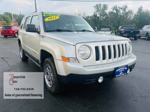 2011 Jeep Patriot for sale at Transportation Center Of Western New York in Niagara Falls NY