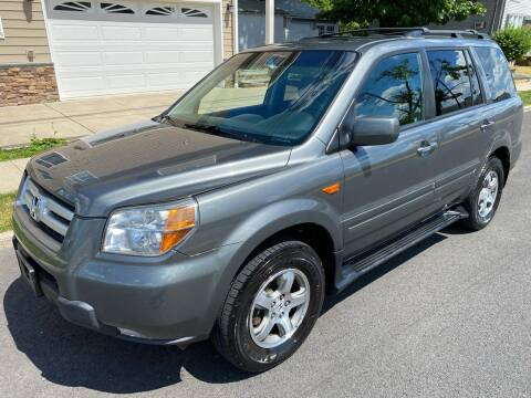 2008 Honda Pilot for sale at Jordan Auto Group in Paterson NJ
