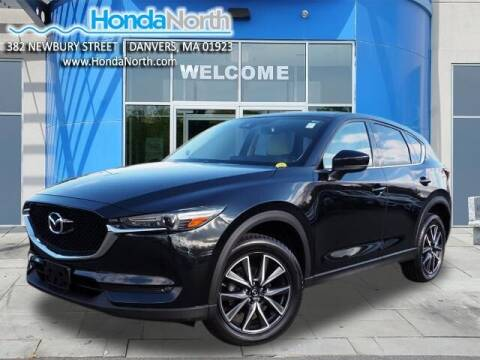 2017 Mazda CX-5 for sale at 1 North Preowned in Danvers MA