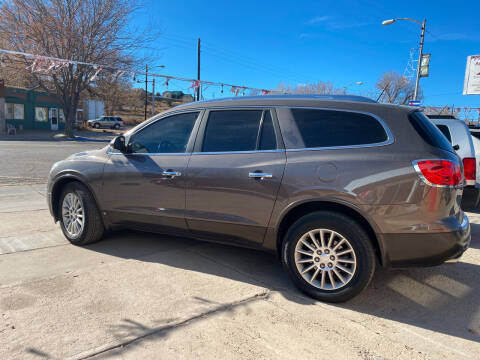 2010 Buick Enclave for sale at PYRAMID MOTORS AUTO SALES in Florence CO